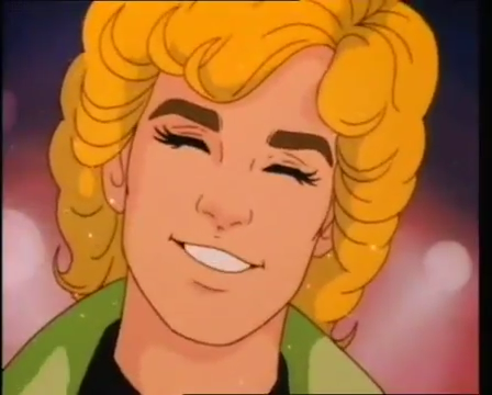 Ken and his falsies.
