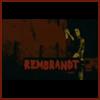 Rembrandt icon.